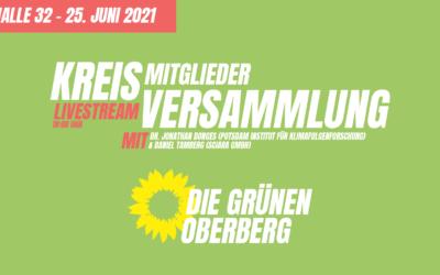 Kreis-Mitgliederversammmlung 25.06.2021